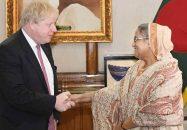 নতুন ব্রিটিশ প্রধানমন্ত্রীকে ফজলি আম দিলেন শেখ হাসিনা