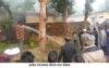 কুলাউড়া হাসপাতালের পরিত্যক্ত ভবনে অগ্নিকান্ড