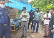 রাজনগরে নকল হ্যান্ড সেনিটাইজারসহ মাস্ক বিক্রি বন্ধে ভোক্তা অধিকার অধিদপ্তরের অভিযান
