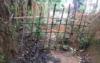 জুড়ীতে 'সরকারি' রাস্তায় বেড়া, বিপাকে এলাকাবাসী