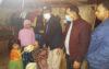কুলাউড়ায় পিতৃহারা শিশু সন্তানদের পুলিশ সুপারের সহায়তা প্রদান