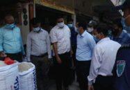 বিয়ানীবাজারে ভ্রাম্যমান আদালতের ৮টি দোকানে  জরিমানা