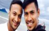 সাকিব-মোস্তাফিজকে প্রাতিষ্ঠানিক কোয়ারেন্টাইনেই থাকতে হবে ১৪ দিন